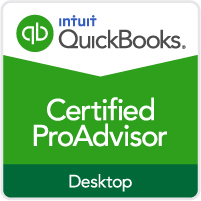 QuickBooks Certified ProAdvisor Accountant Insignia